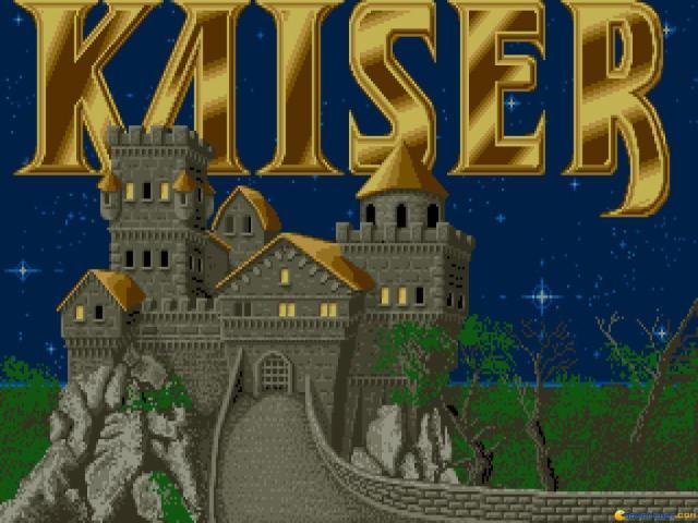 Kaiser Deluxe - game cover