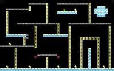 Moraff's Escapade - game cover