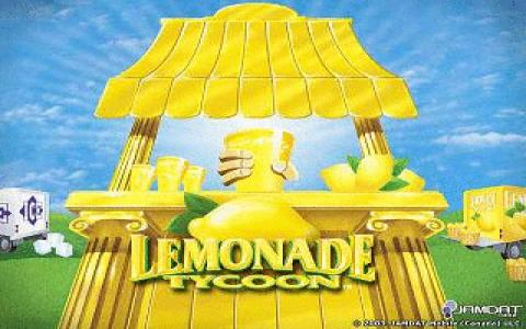 Lemonade Tycoon - game cover