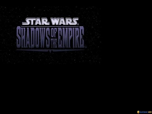Star Wars: Shadows of the Empire - title cover