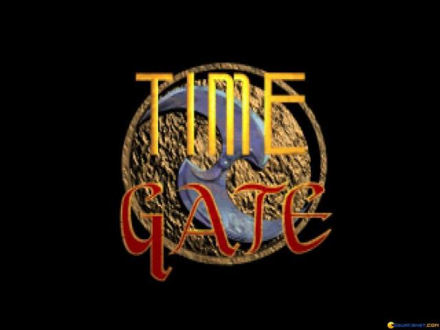 Time Gate: Knight's Chase - title cover
