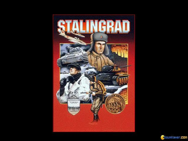 World at War: Stalingrad - title cover
