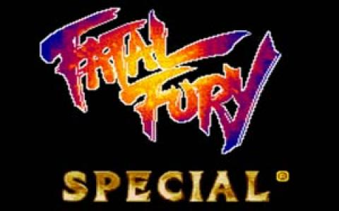 Fatal Fury Special - game cover