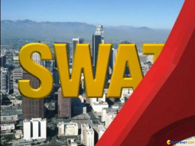 Police Quest: SWAT 2 - title cover