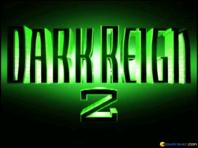 Dark Reign 2 - game cover