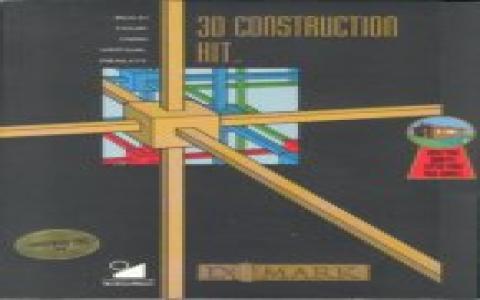 3D Construction Kit - title cover