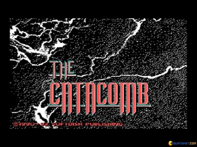 The Catacomb II - title cover
