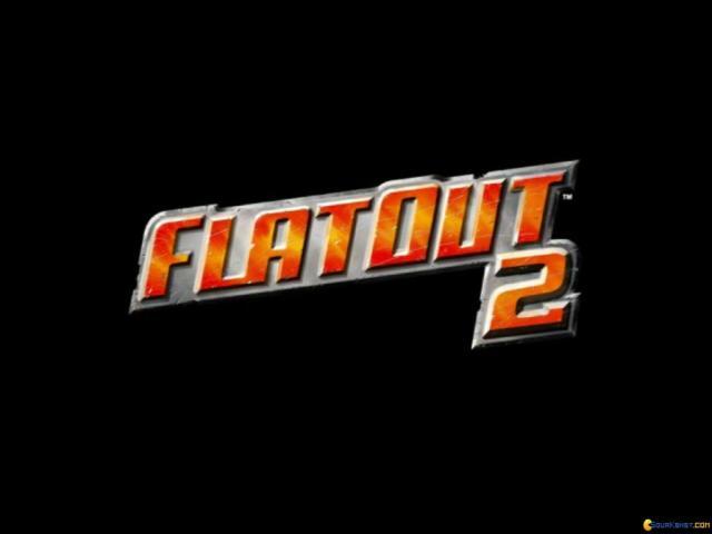 FlatOut 2 - title cover