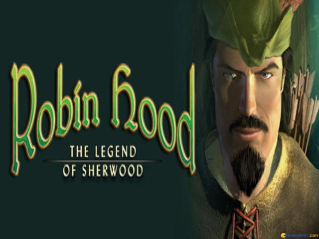 Robin Hood - The Legend Of Sherwood - title cover
