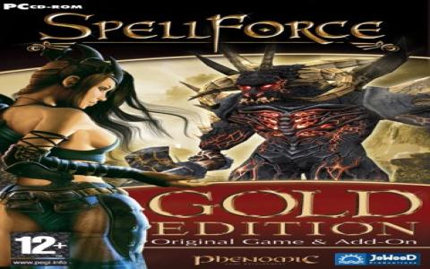 Spellforce Gold - game cover