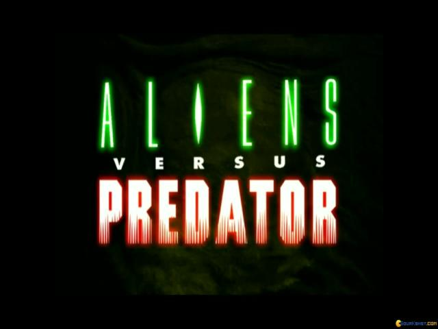 Aliens vs Predator Classic 2000 - game cover