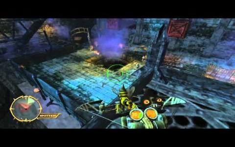 Oddworld: Stranger's Wrath - title cover