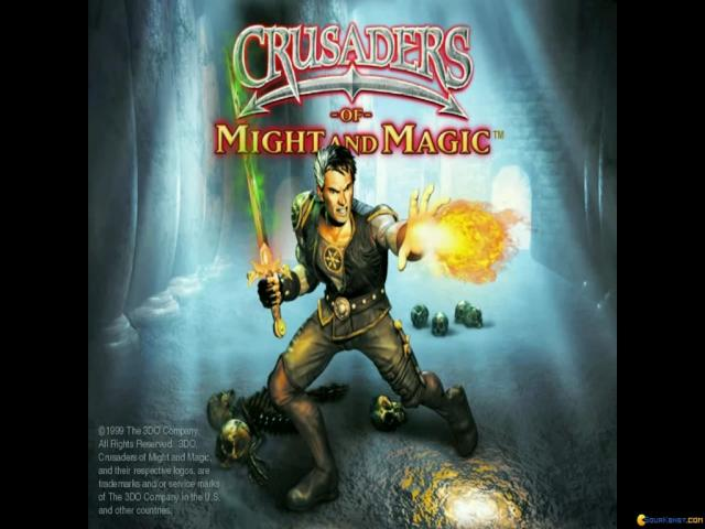 Crusaders of Might and Magic - title cover