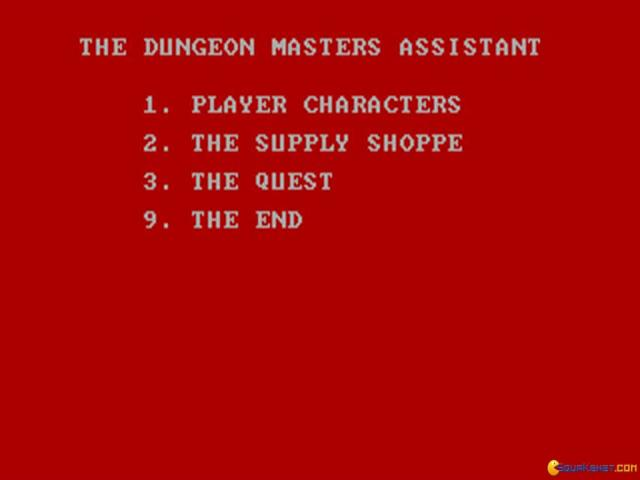 Dungeon Quest - title cover