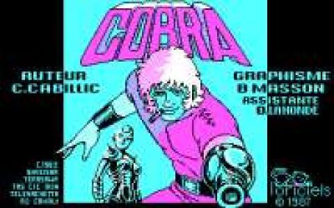 Cobra - game cover