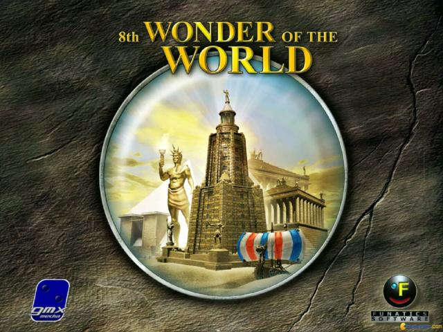 Cultures 4: 8th Wonder of the World - title cover