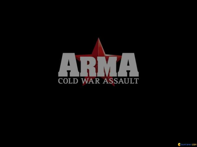 ArmA: Cold War Assault - title cover