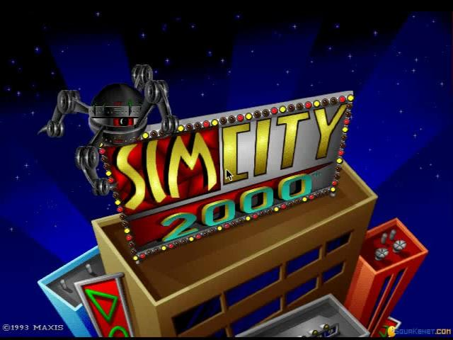 SimCity 2000 Special Edition - game cover