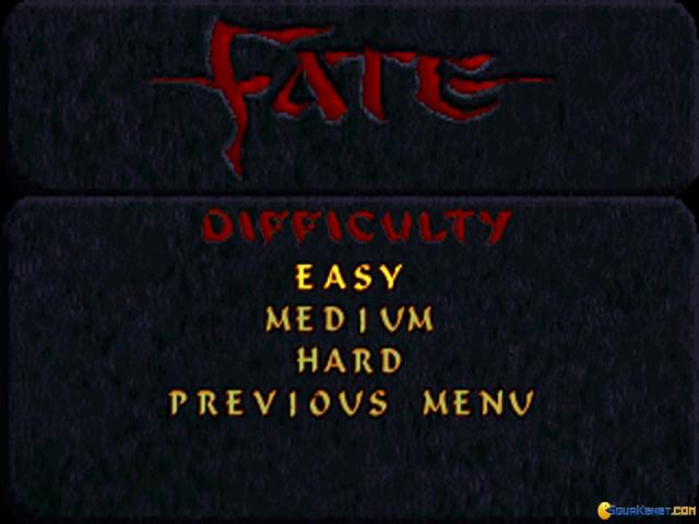Fate - game cover
