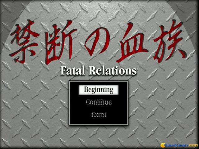 Fatal Relations - title cover