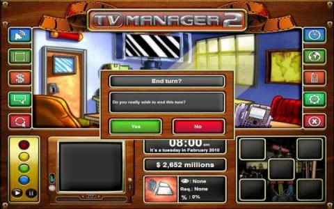 TV Manager 2 - title cover