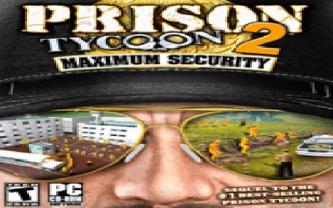 Prison Tycoon 2 - title cover
