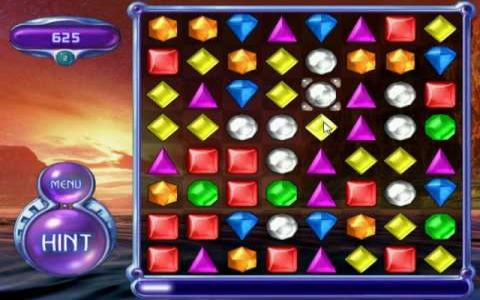 Bejeweled 2 Deluxe - game cover