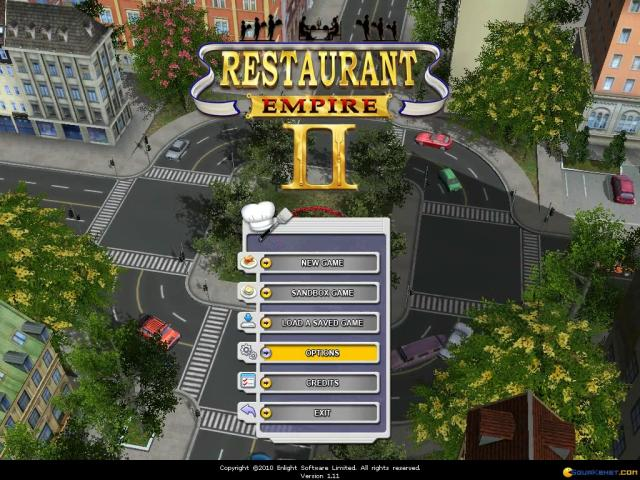 Restaurant Empire 2 - game cover