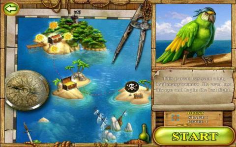 Treasure Island 2 - title cover