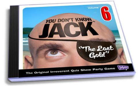 You Don't Know Jack Volume 6 - game cover