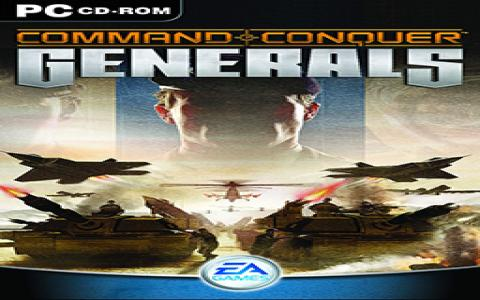 Command & Conquer: Generals - title cover