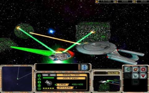 Star Trek: Armada - title cover