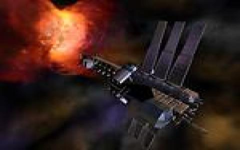 Imperium Galactica 3: Genesis - title cover