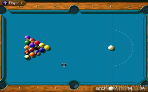 Arcade Pool 2 - game cover