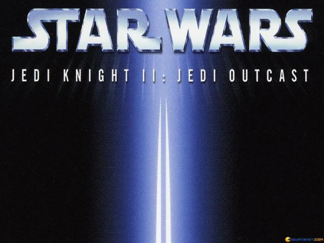 Star Wars: Jedi Knight 2 - Jedi Outcast - title cover