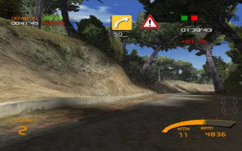 V-Rally 3 - title cover