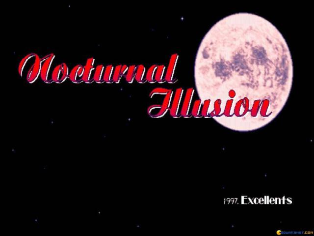 Nocturnal Illusion - title cover