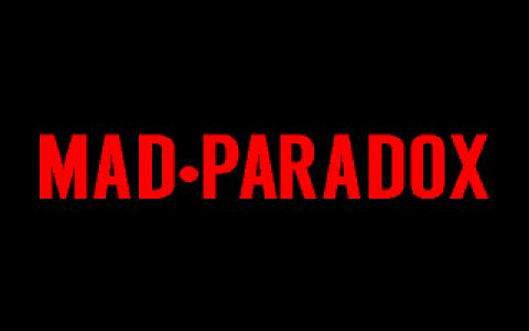 Mad Paradox - title cover