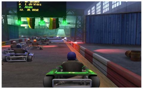 Michael Schumacher World Tour Kart 2004 - game cover