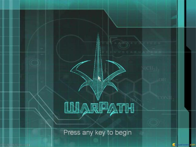 Warpath - title cover