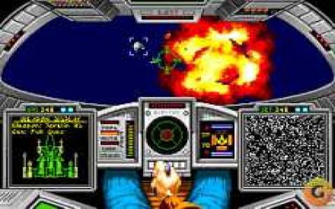 Wing Commander: the Kilrathi saga - game cover