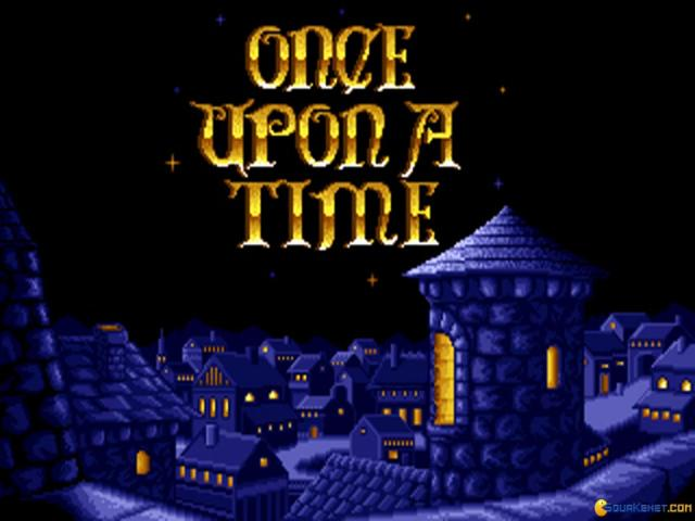 Once Upon a Time: Abra Cadabra - game cover