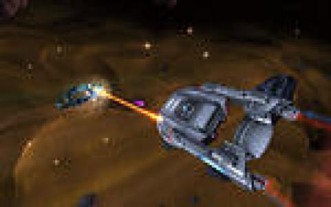 Star Trek Online - game cover