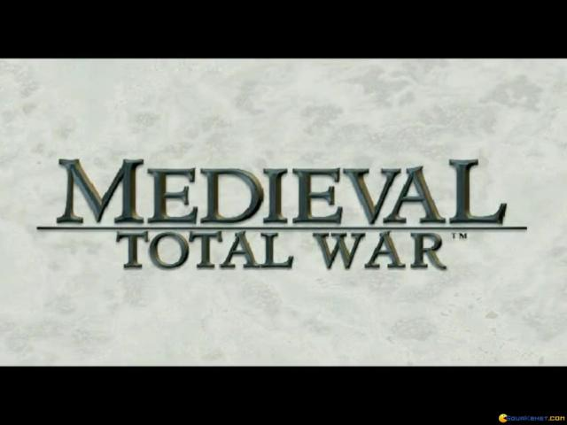 Medieval: Total War - title cover