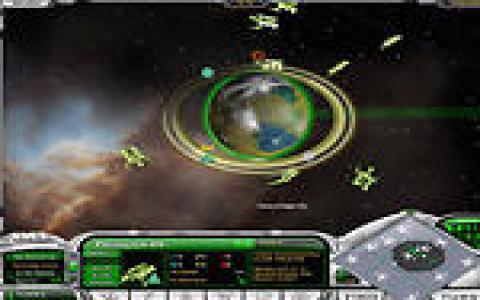 Galactic Civilizations II - game cover