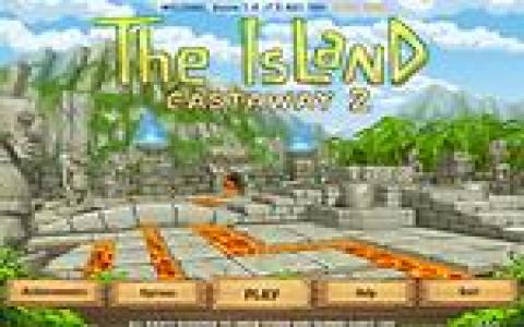 The Island: Castaway 2 - title cover