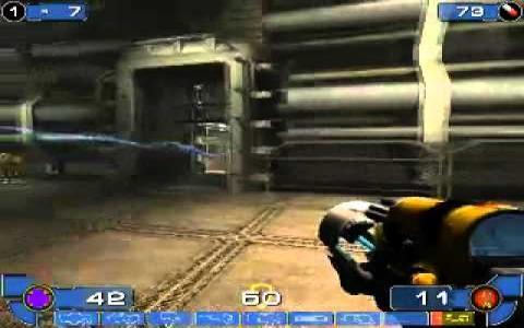 Unreal Tournament 2003 - title cover