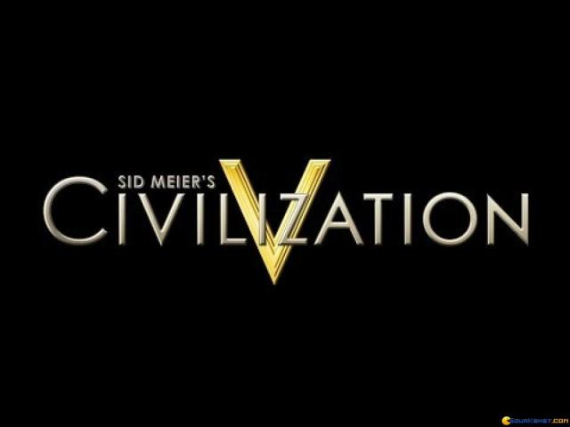 Civilization 5 - game cover