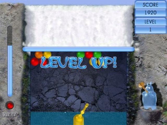 Aqua Bubble - title cover