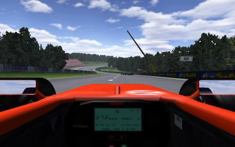 Virtual Grand Prix 2 - title cover